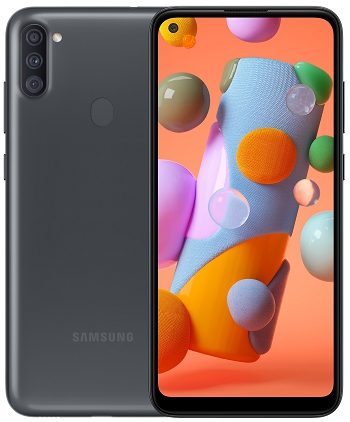 Купить Samsung A115 Galaxy A11 2/32 Gb Black