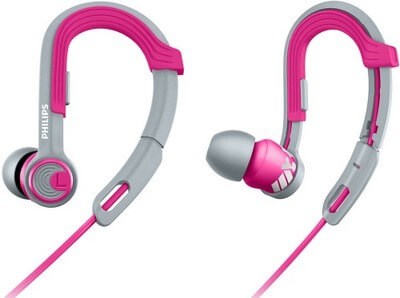 Наушники Philips SHQ3300PK/00 ActionFit