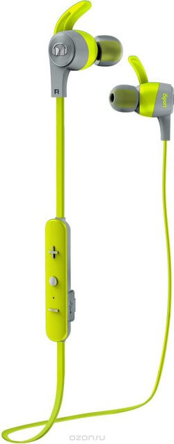 Monster iSport Achieve In-Ear Wireless — 3999 рублей