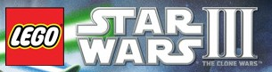Lego Star Wars III: The Clone Wars лого