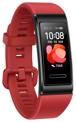 Фитнес-браслет Huawei Band 4 Pro TER-B19S Red