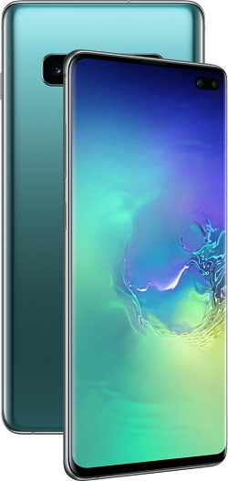 Samsung G975 Galaxy S10 Plus 8/128Gb Аквамарин