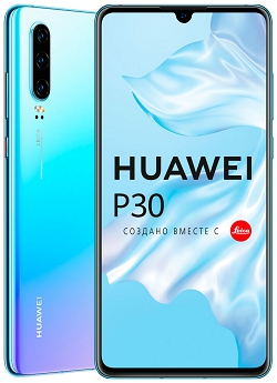 Купить Huawei P30 6/128Gb Breathing crystal