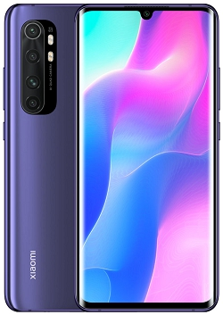 Купить Xiaomi Mi Note 10 Lite 6/128Gb Nebula Purple
